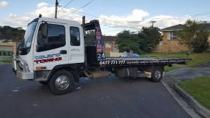 Towing services Ringwood